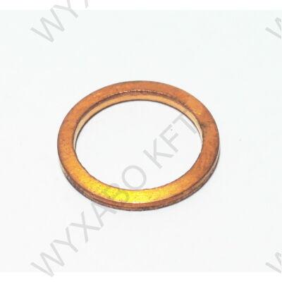 Rézgyűrű M12X15X1.5